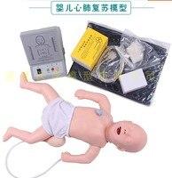 CPR160 infant cardiopulmonary resuscitation (CPR) simulation of human medical resuscitation model in children