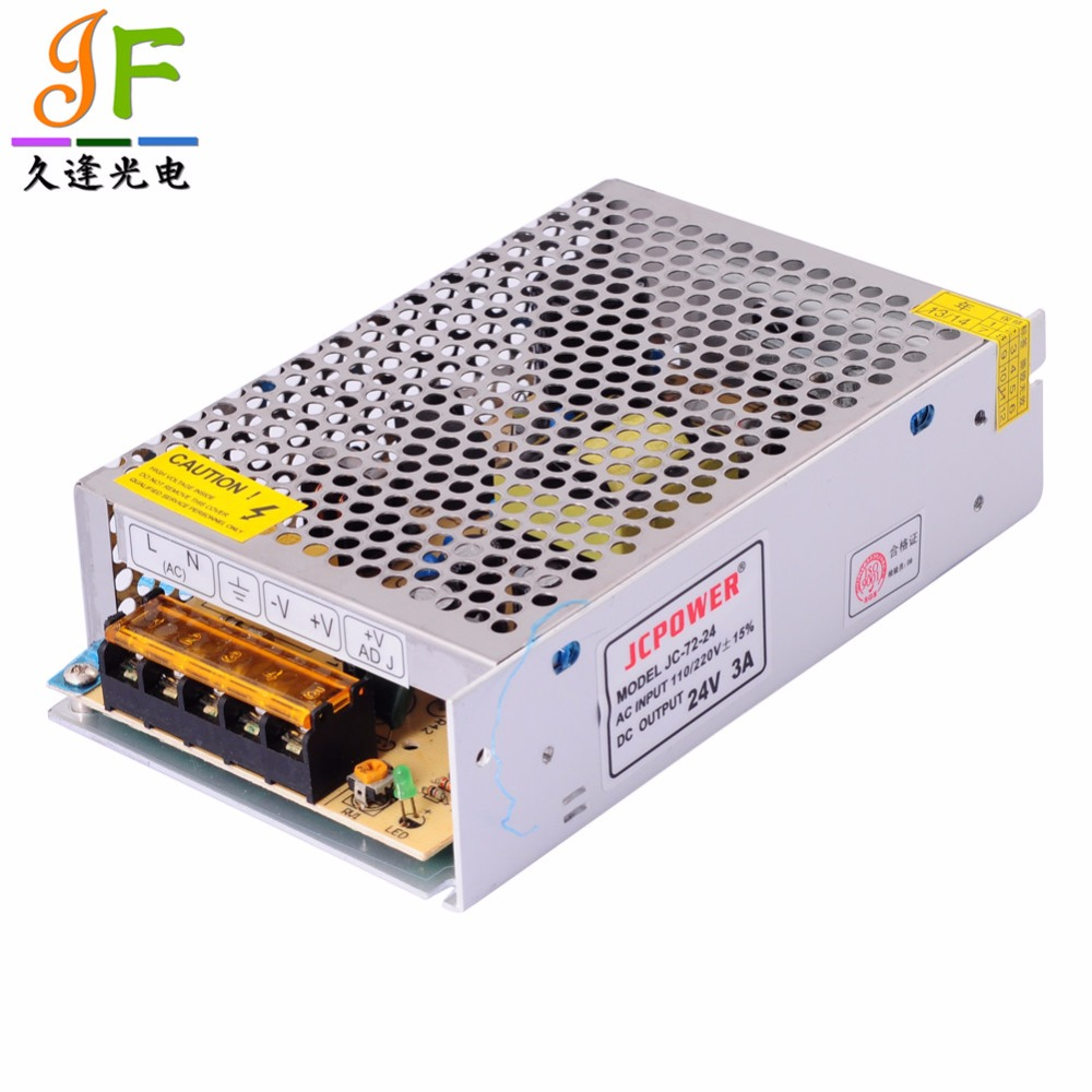 High Power AC110V/220V To DC 24V 1A 2A 3A 5A 8.3A 10A 15A 20A 25A Power Supply Transformer for 24V 3528 5050 LED strip Light aifeng dc 24v switching power supply 1a 2a 3a 5a 15a 25a power supply switching power ac 110v 220v to dc 24v for led strip light