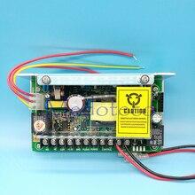 DC12V 5A nuevo sistema de Control de acceso de puerta interruptor de fuente de alimentación AC110 ~ 260V fuente de alimentación con Control de acceso con función de respaldo de la batería