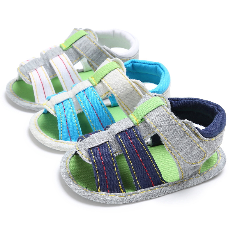 Lovely 1pair Baby antiskid boy First Walkers,toddlers/Newborn Prewalker Soft Shoes