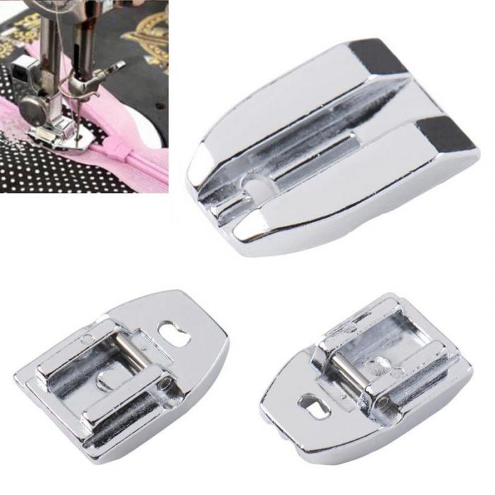 1 шт. невидимая молния прижимная лапка бытовая швейная машина многофункциональные детали GQ999