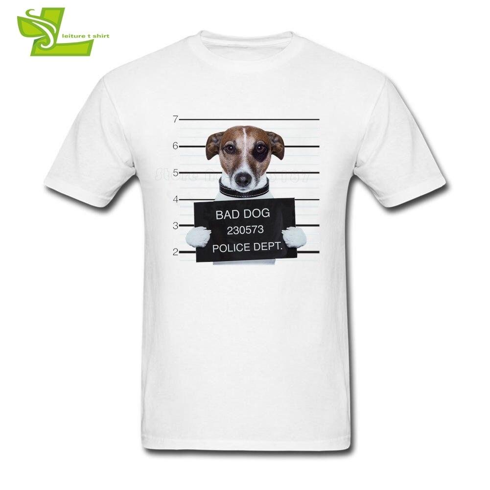 Bad Dog Sheepdog T Shirt Adult Newest Tshirt Casual High Quality T-Shirt Men O Neck Team Teenboys Clothing Italian Greyhound