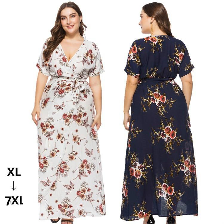 Streetwear A-line  Dress for Women Ankle -length Women Dresses  Regular  O-neck Summer Clothes for Women