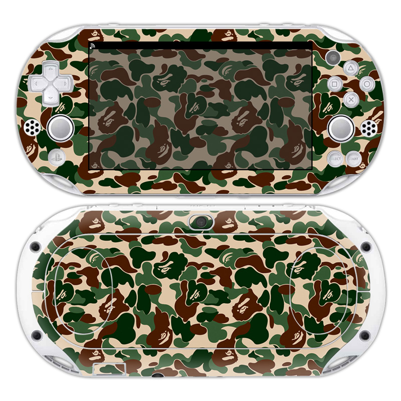 Hot sale game skin stickers protective skin Decal for PS VITA 2000 Console skin sticker