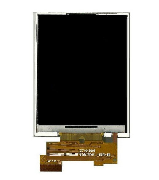 Original LCD with Ribbon For Samsung M2510 M2520 With free shipping