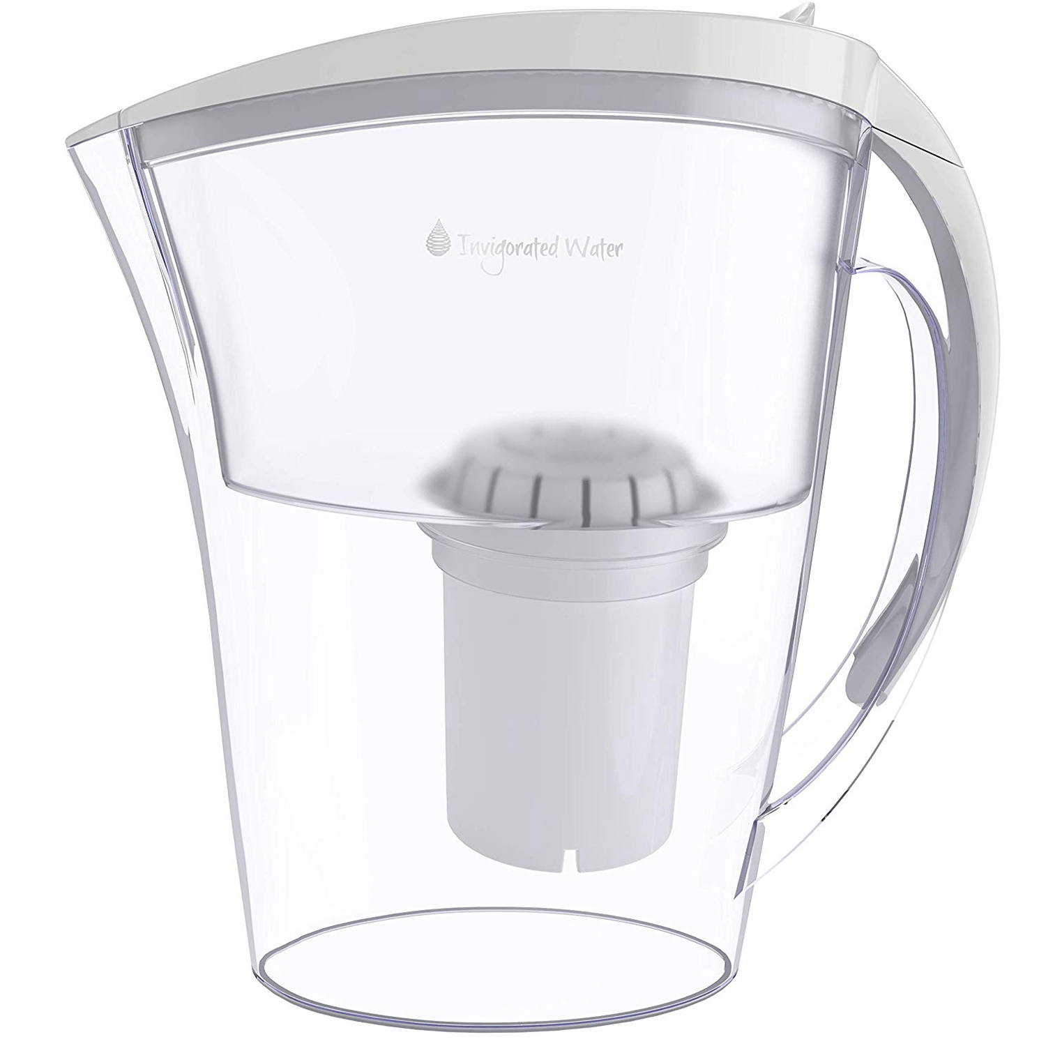 Kettle With Long Life Filter - Alkaline Water Filter Purifier - Water Filtration System - High Ph Ion Alkaline Water Machine 3