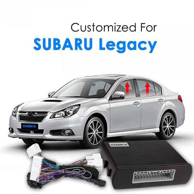 dc 12v car power window roll up closer special for subaru legacy rh aliexpress com