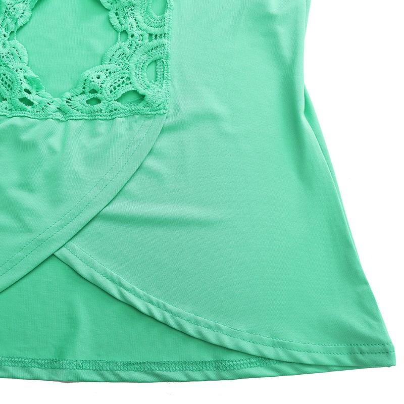 HTB1UhmuNXXXXXcDaXXXq6xXFXXXk - 2017 Summer Blusas Sexy Women Blouses Lace Crochet Short Sleeve