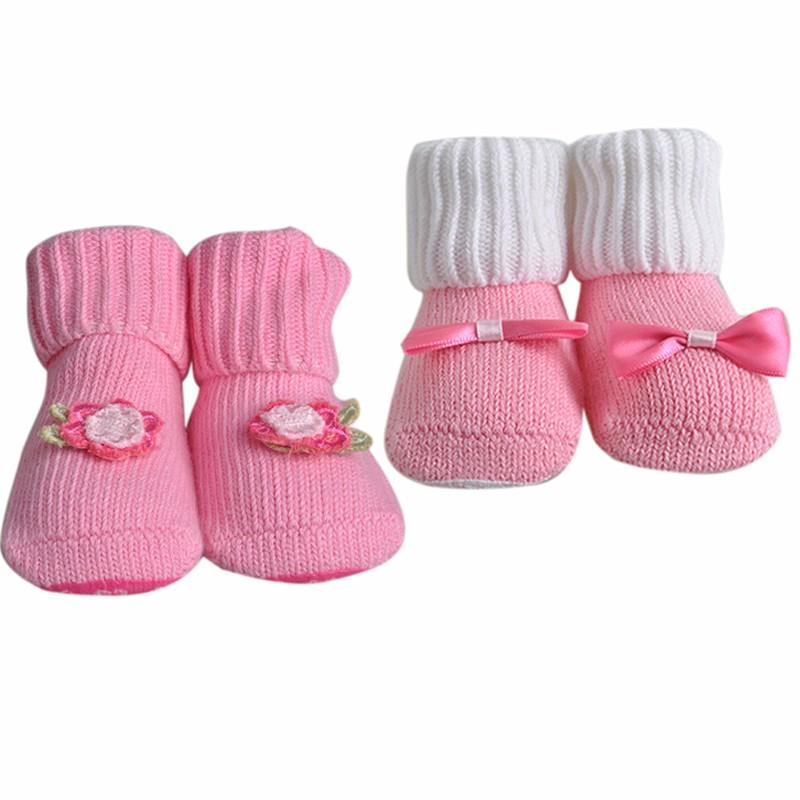 2 Pairslot Lovely Cute Newborn Baby Socks 6 Styles Animal Cartoon Infant S 0-12 Months (32)