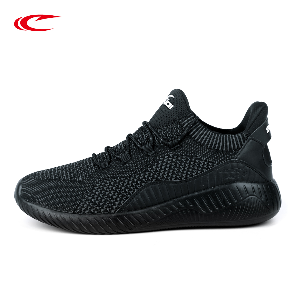 цены SAIQI Running Shoes For Men Mesh Footwear Athletic Trainers Joggers Shoes Brand Top Quality Male Sneakers Free Run Sport Shoes