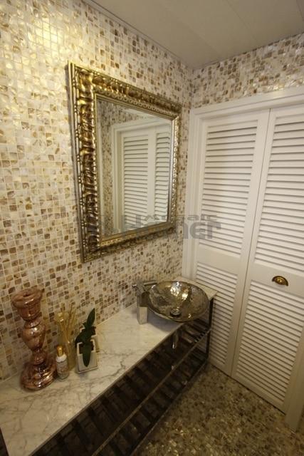 Badkamer muur mozaïektegels, goedkope parelmoer tegels badkamer ...