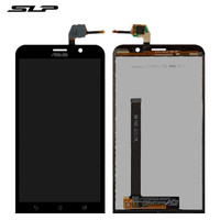 Skylarpu Black Complete LCD For Asus ZenFone 2 ZE551ML Cell Phone Full LCD Display Screen Touch