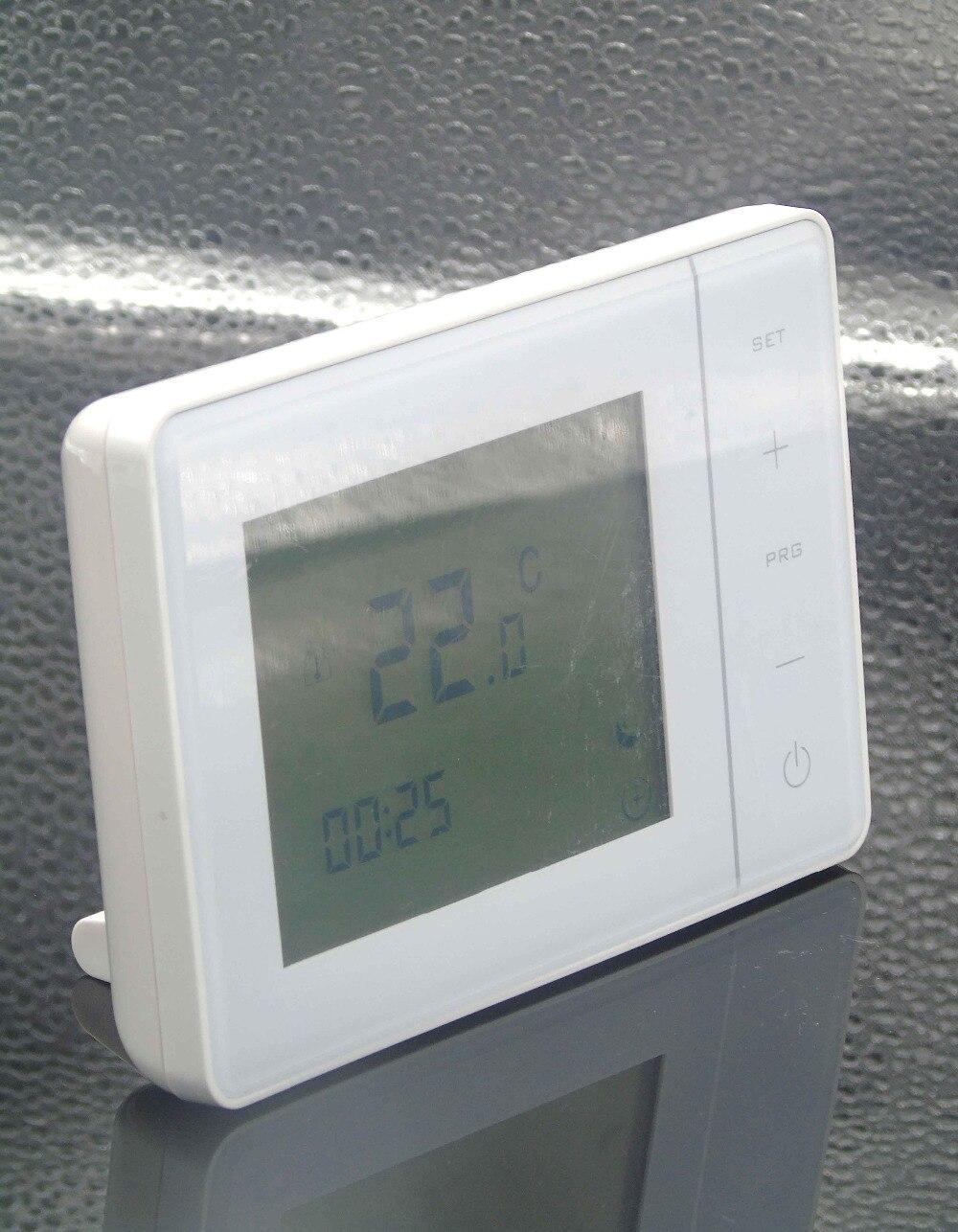 Fein Programmierbarer Thermostat Schaltplan Zeitgenössisch - Der ...