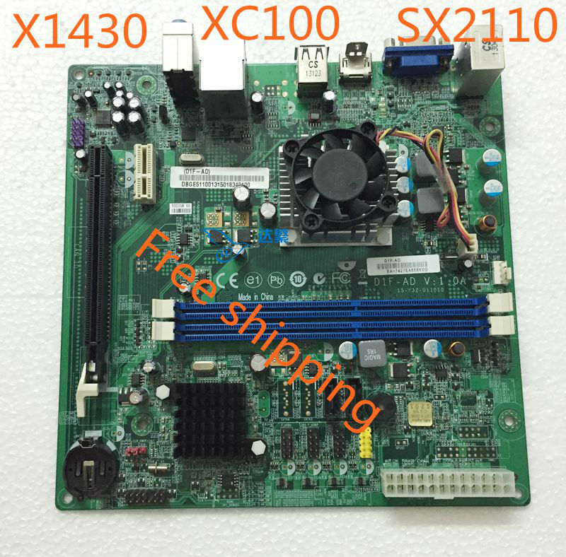 For Acer X1430 XC100 SX2110 Desktop Motherboard D1F-AD 15-Y32-011010 Mainboard 100%tested fully work image