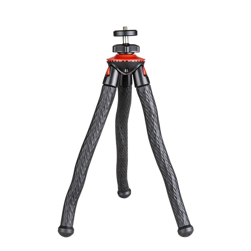 UlanziFlexible Octopus Camera Tripod Mobile Adapter For IPhone X Smartphone DSLR Camera Nikon Canon Gopro Hero