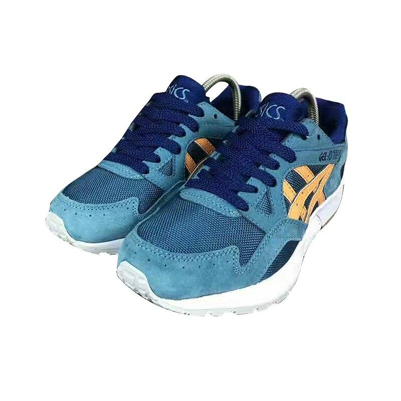 ASICS GEL-LYTE в кроссовки дышащий Открытый буфера спортивные спортивная обувь для Для женщин H6Q3N-4605 36-39