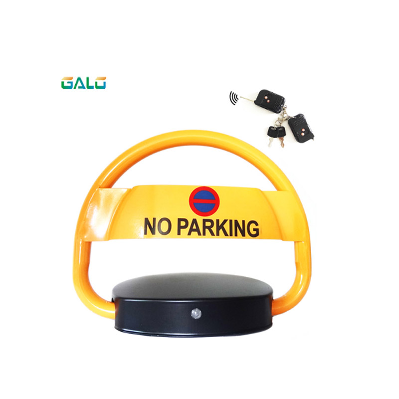 Remote Control Solar System Automatic Remote Controlled Parking Lock/parking Barrier/ Parking Space Lock