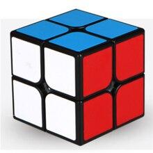 Cube 2X2 магический куб 2 2 куб 50 мм Скорость карман Стикеры кубик-Рубика, профессиональные обучающие игрушки для детей Применение для футбольного матча