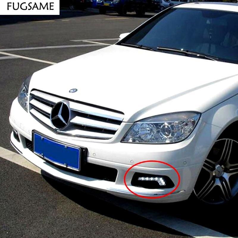 Mercedes Ben z AUDI üçün FUGSAME 12W yüksək gücü L Shape - Avtomobil işıqları - Fotoqrafiya 5