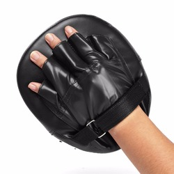 Колодки для боксерских перчаток, ручная площадка для мишени, Муай Тай, ударный фокус, ударный коврик, перчатка для тхеквондо, ММА, пенный бок...
