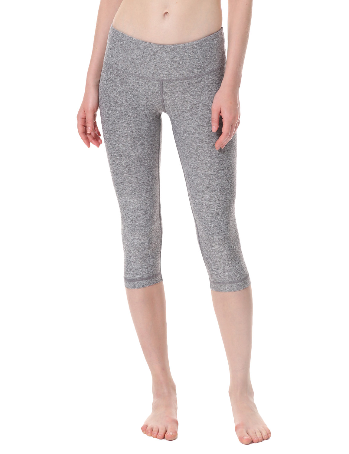 Women's Running Tights fit Workout Capris Cropped Yoga Pants with Pockets inc new solid white women s size 0 knitted capris cropped pants $59 056
