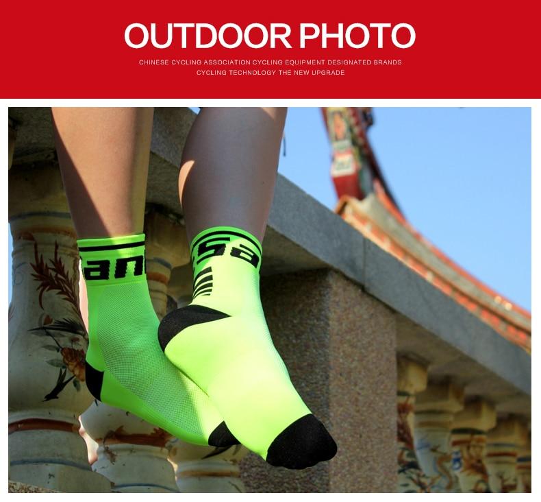 HTB1UhtTgASWBuNjSszdq6zeSpXaD - Santic Sport Cycling Socks Breathable Anti-sweat Basketball Socks Running Hiking Men Socks