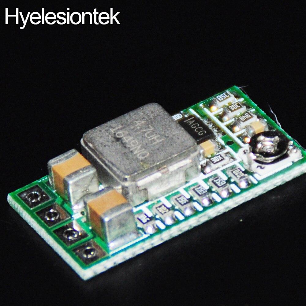 Sunny 10pcs 4.5v-24v To 5v 3a Dc Dc Step Down Buck Converter Adjustable Buck Adapter Power Supply Mini Module 1.8v 2.5v 3.3v 5v 9v 12v Skillful Manufacture Electronic Components & Supplies