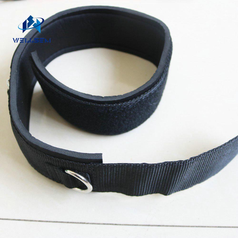 Wellsem vitesse cinétique agilité entraînement jambe course résistance bandes tubes exercice pour les athlètes Football basketball joueurs - 5