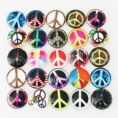10pcs/lot newest hot mix color Sale 18mm Snaps Jewelry Button For DIY Bracelet Necklace Charms Snaps Charms KB2667-MIX image