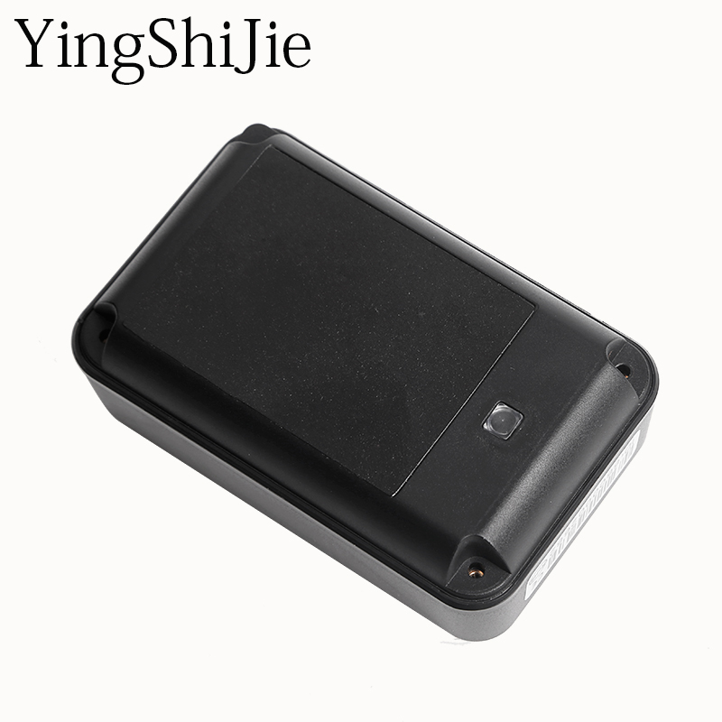 YingShiJie 5years Standby Anti-Probe Strong Magnet GSM GPRS GPS Tracker For Car Automobile Vehicle With Peel-Off Alarm LK660 larger capacity 20000mah battery gps tracker for car vehicle container strong magnet car gps tracker automobile lk209c