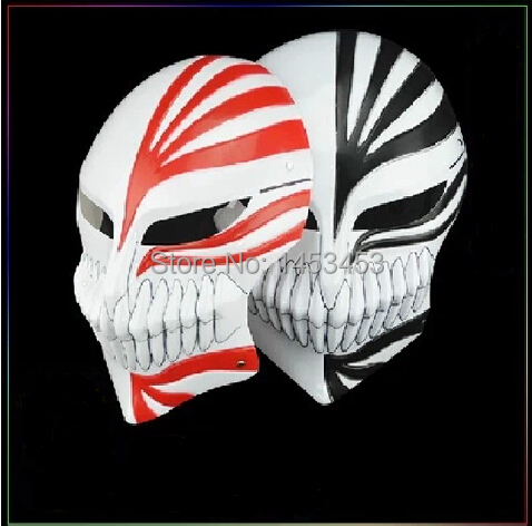 Anime cosplay props Bleach Ichigo Kurosaki Mask comprehensive virtual ghost step dance cosplay mask