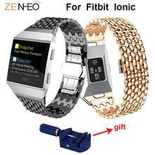 Ремешок для наручных часов мужской сменный металлический браслет