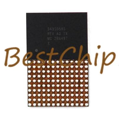 5pcs lot U4003 black touch control ic chip for ipad air 2 ipad6 6 air2