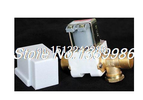 Electric Solenoid Valve For Water Air N/C 220V AC 1/2
