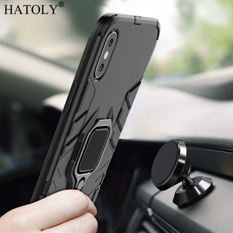 For Samsung Galaxy A2 Core Case Cover for Samsung Galaxy A2 Core Finger Ring PC Phone Case Armor Case For Samsung Galaxy A2 Core in Fitted Cases from Cellphones Telecommunications