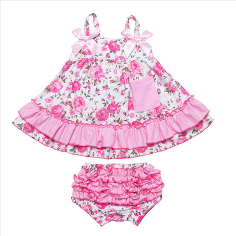 Aliexpress.com : Buy 2018 Summer Baby Clothing Newborn Baby Girl ...