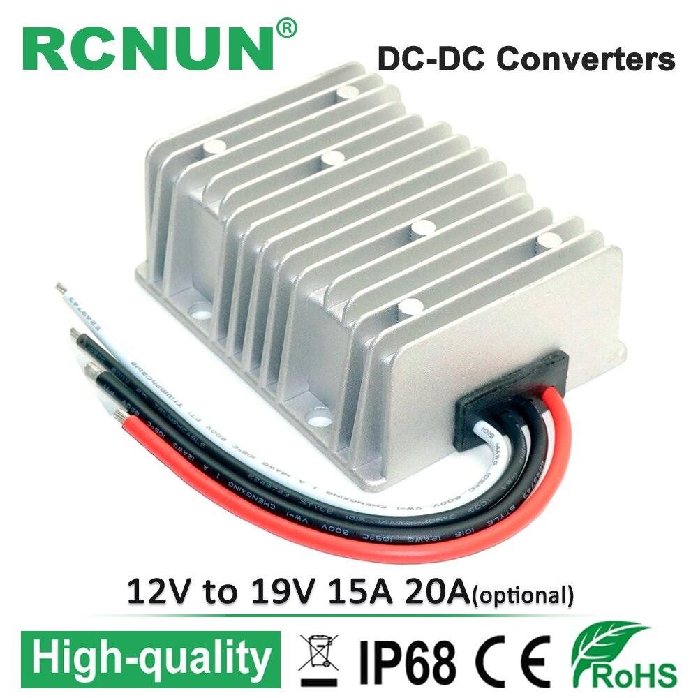 RCNUN @ 12V to 19V 20A 380W Voltage Booster Power Supply DC Converter Step Up Regulator number