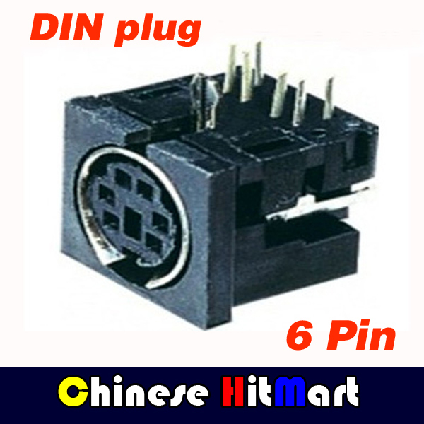 100pcslot mini keyboard mouse ps2 6 pin female din connector plug 100pcslot mini keyboard mouse ps2 6 pin female din connector plug with right angle free shipping j243 in electrical contacts and contact materials from publicscrutiny Image collections