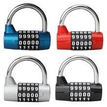 A96 Nuevo 5 Dígitos Combinación Maleta Del Viaje Del Equipaje caja de Seguridad Lock Candado # XY #