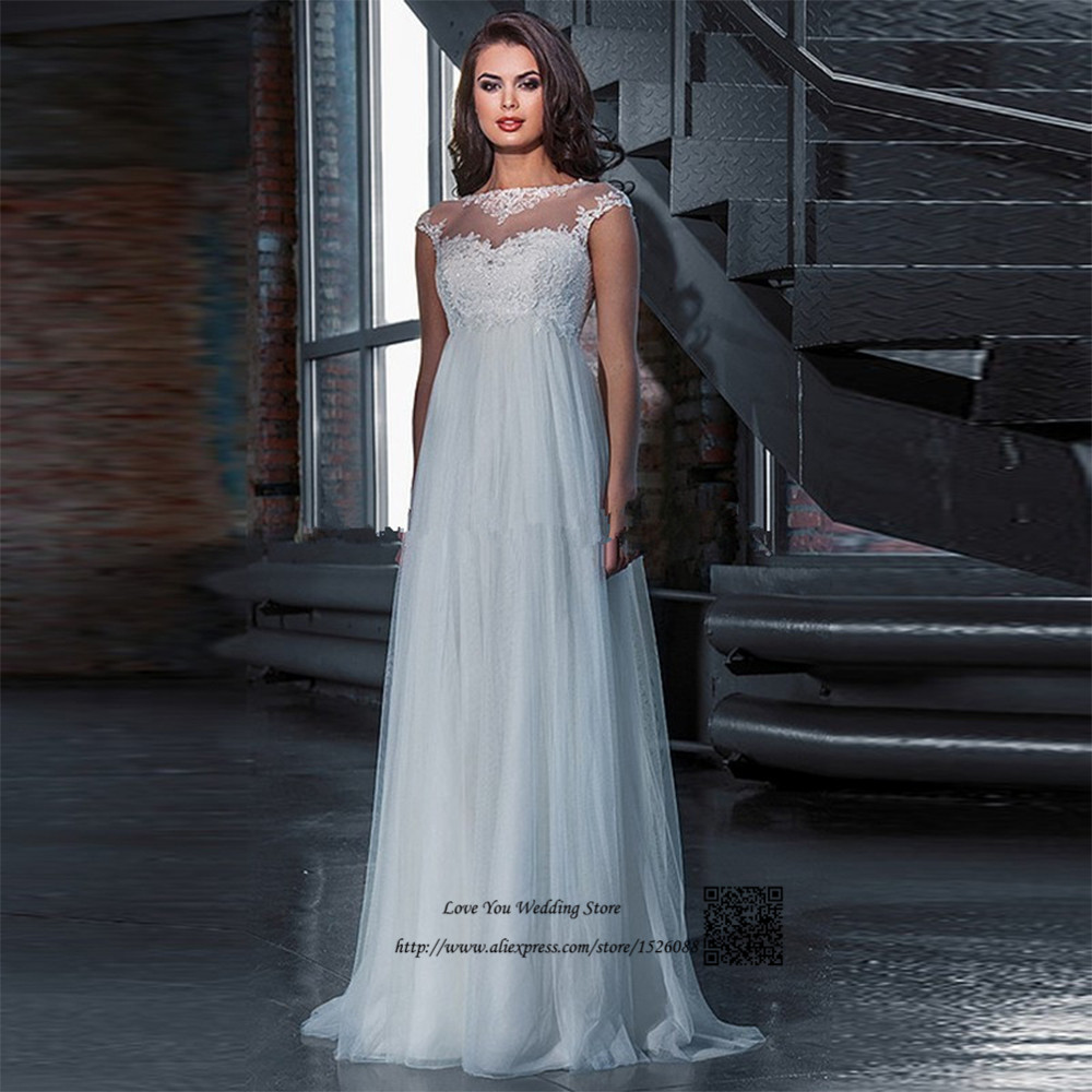 China Maternity Wedding Dress for Pregnant Women Plus Size Bride ...