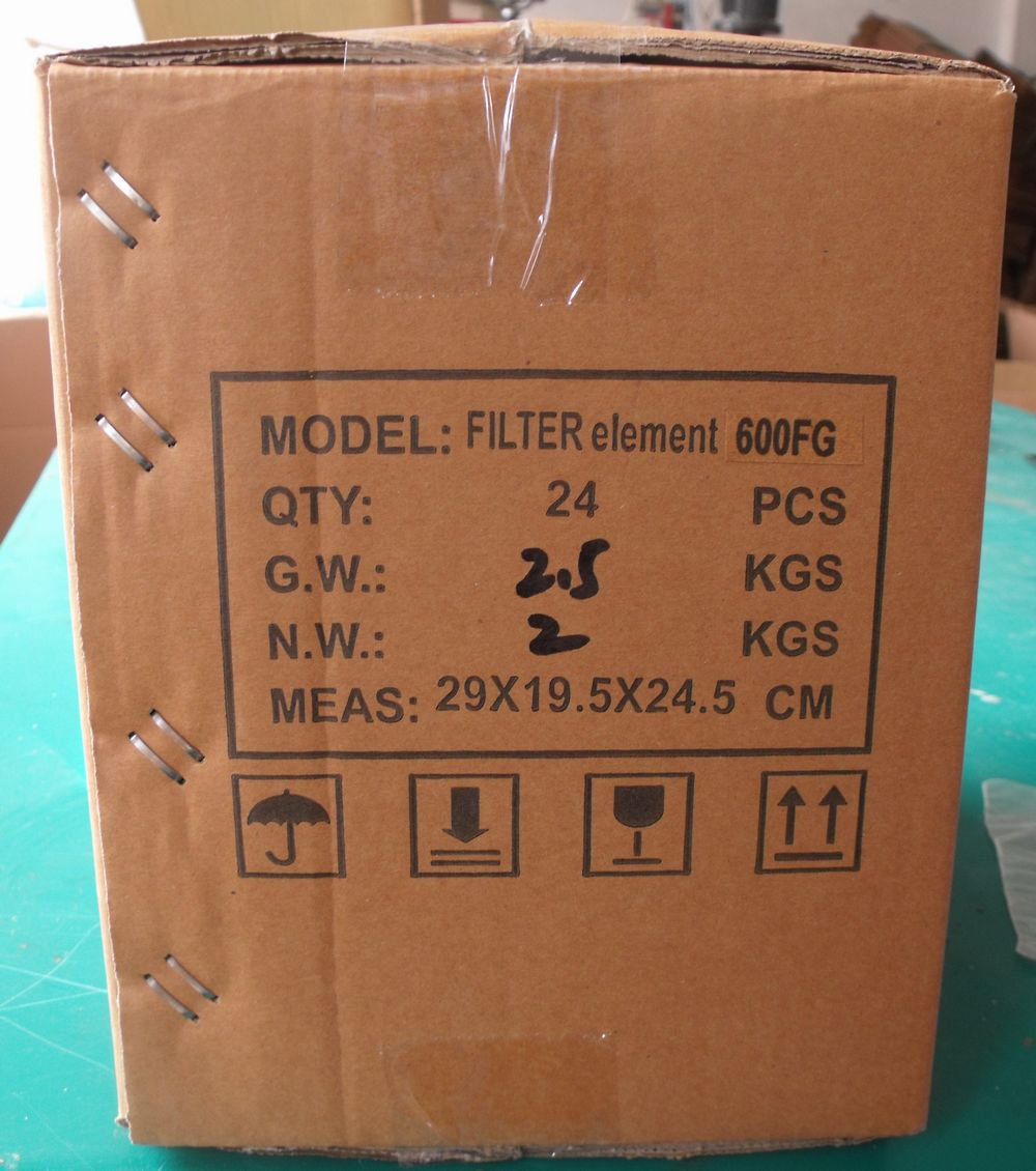 hight resolution of freeshipping fs19605 marine element 01030 swk2000 10 diesel engine fuel filter water separator replacement bf7912 in fuel pumps from automobiles