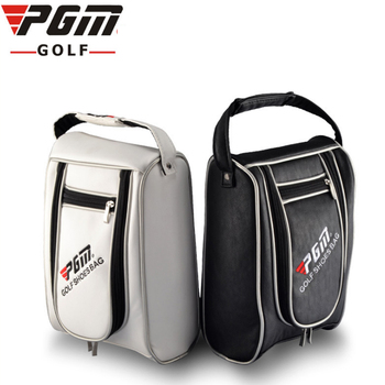 Save Pgm Golf Shoes Bag Men And Women Golf Travel Bag Rain Cover For Shoes Golf Ball Outdoor Sports Mini Bags Handsbags D0051