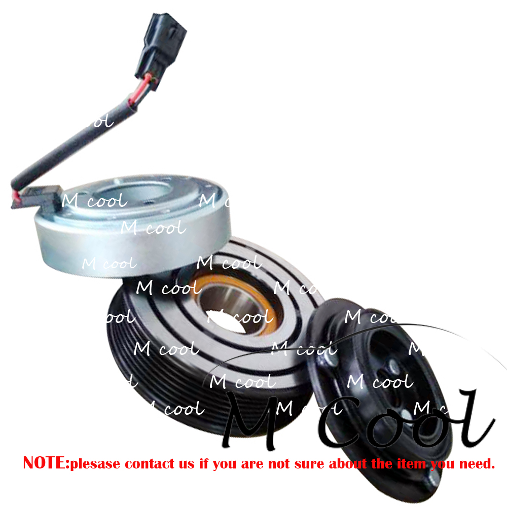 High Quality Brand New AC Comrpessor Clutch For Car Nissan Teana 2.5L BEARING SIZE:305222 PULLEY DIAMETER:119MM
