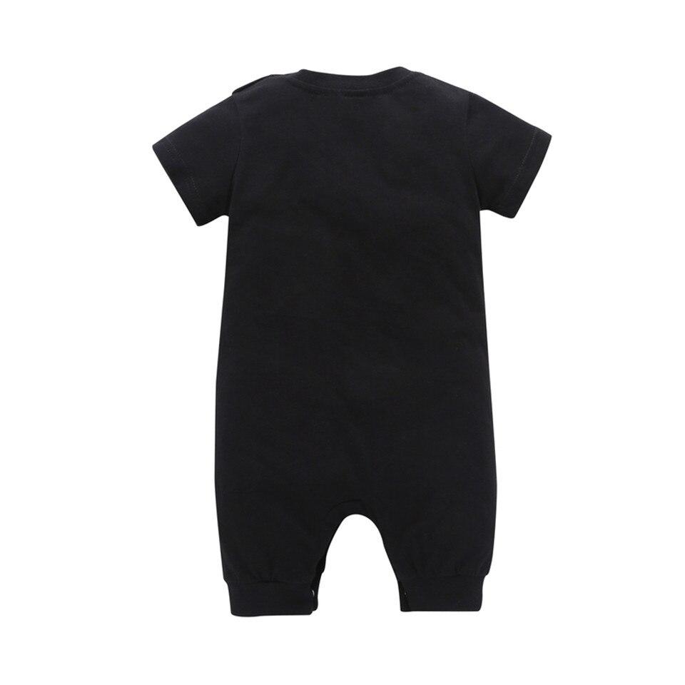Seartist Baby Boys Summer Short Romper Newborn Short-sleeved Jumpsuit Jumper for Newborns Toddler Baby Boy Clothes 2018 New 20