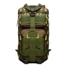 New Outdoor Army Backpack Rucksacks Camping Hiking Trekking Bag 30L