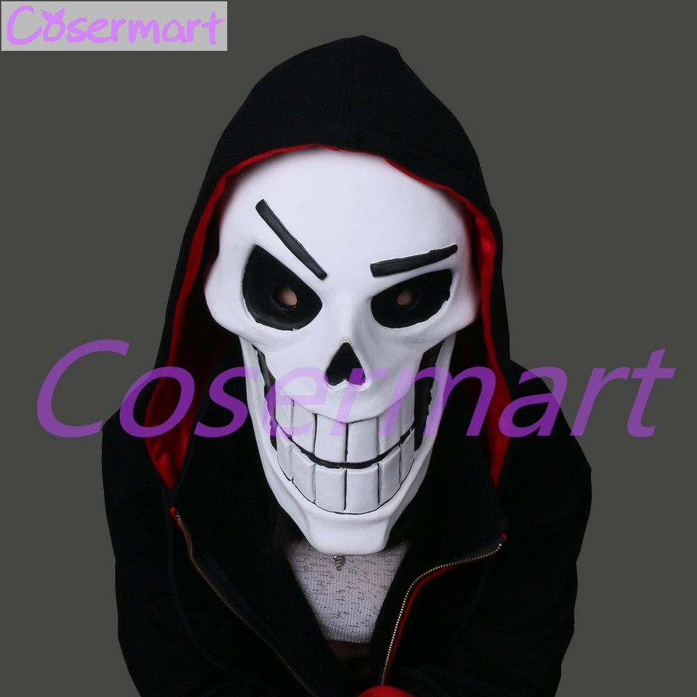 Hot Game Undertale Mask Hard Latex Cosplay Papyrus helmet Full Head Masks Halloween Party Prop (6)