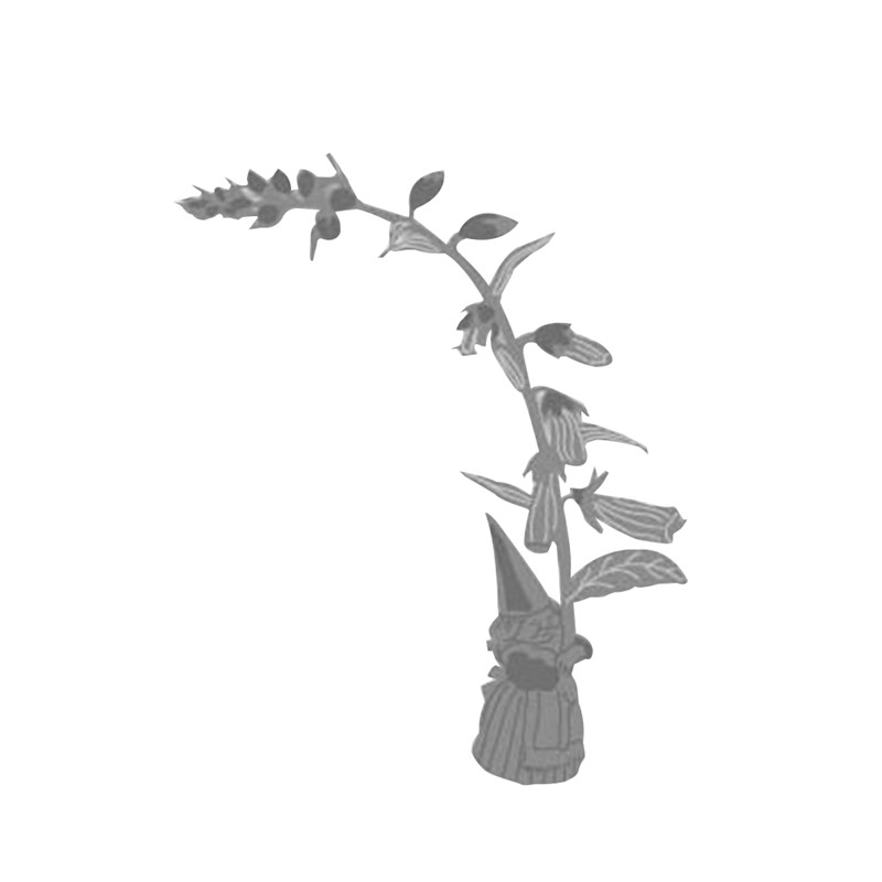 Eastshape Flower Stem Metal Cutting Dies for Scrapbooking New 2019 Craft Dies Cuts for Card Making Stitch Troqueles Stencil