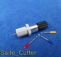 1pc Roland Knife Holder 15pcs 30 45 60 Degrees Roland Blade Cutting Plotter Vinyl Cutter Blades