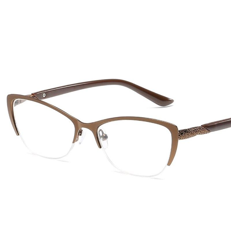 2018 Mode Metall Cat Eye Lesebrille Übergroßen Frauen Lesebrille Alte Männer Brillen Presbyopie 1,0 1,5 2,0 2,5 3,0 4,0