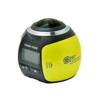 360 Action Camera Wifi Mini 2448*2448 Ultra HD Mini Panorama Camera 360 Degree Sport Driving VR Camera for oppo xiaomi